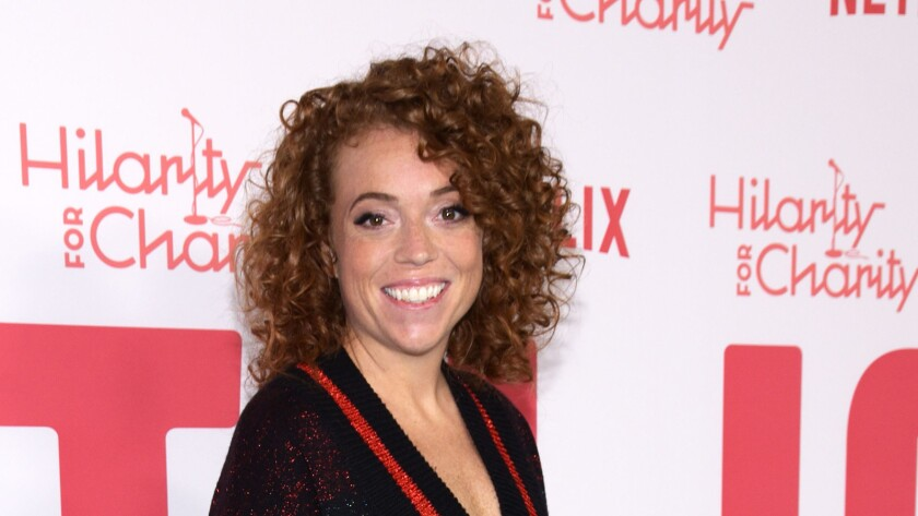"Comedian Michelle Wolf will highlight ""The White House Correspondents' Dinner 2018"" on CNN and CSPAN."