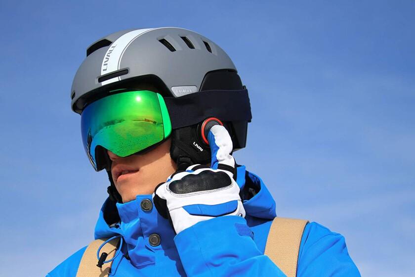 Livall RS-1 ski helmet
