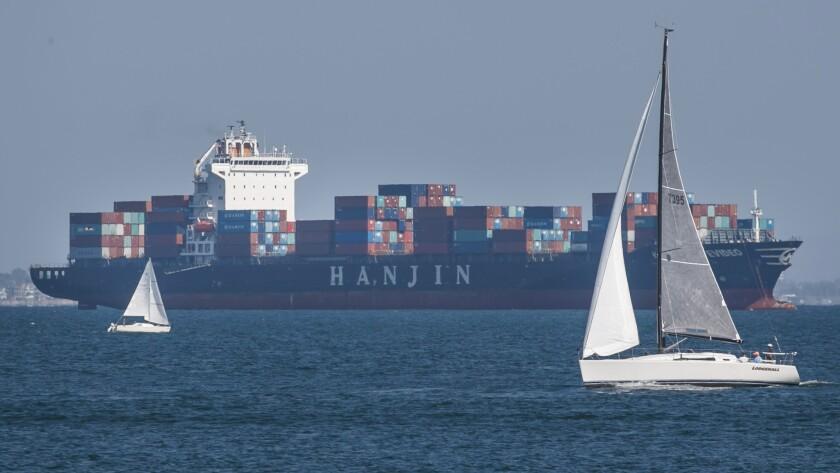 Hanjin Shipping Co.