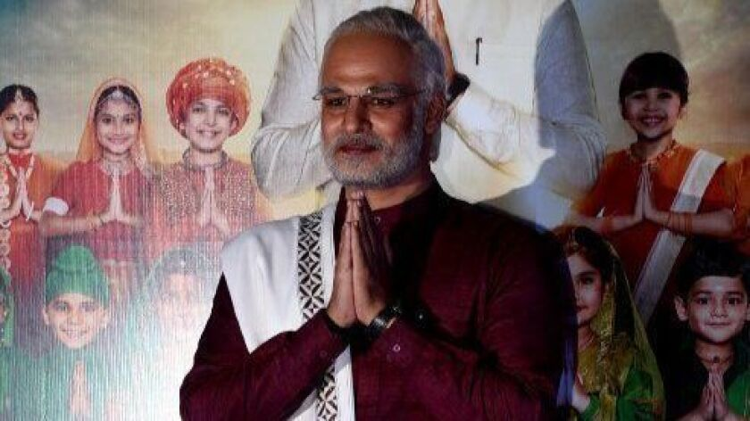 INDIA-ARTS-CINEMA-BOLLYWOOD-MODI
