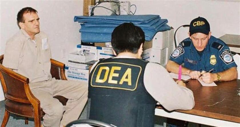 """El narcotraficante mexicano Héctor Luis """"el Güero"""" Palma Salazar será liberado en Estados Unidos en los próximos días y entregado a la Agencia de Aduanas y Protección Fronteriza (ICE), que está coordinando su entrega directa a las autoridades de México, informó hoy la embajada estadounidense."""