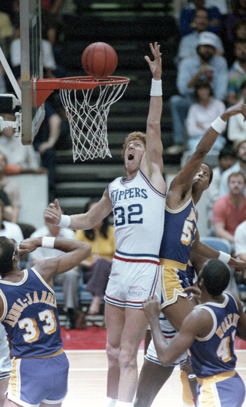San Diego Clippers 1984 file photos
