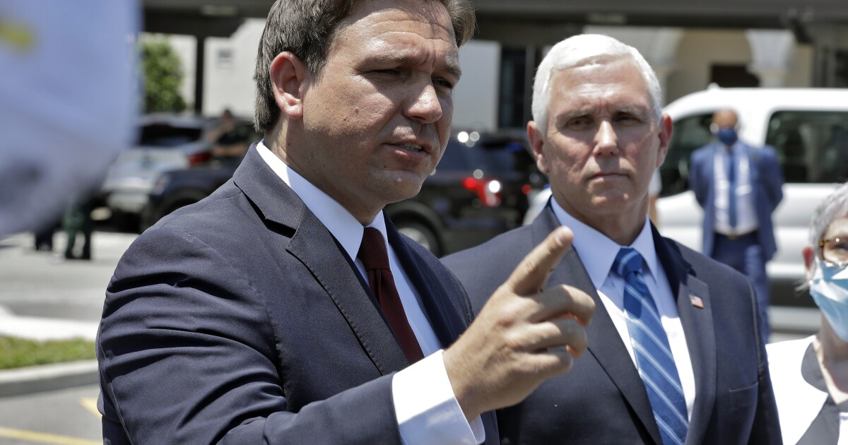 Column: My apology to Florida Gov. DeSantis: Sorry, you're even worse than I imagined