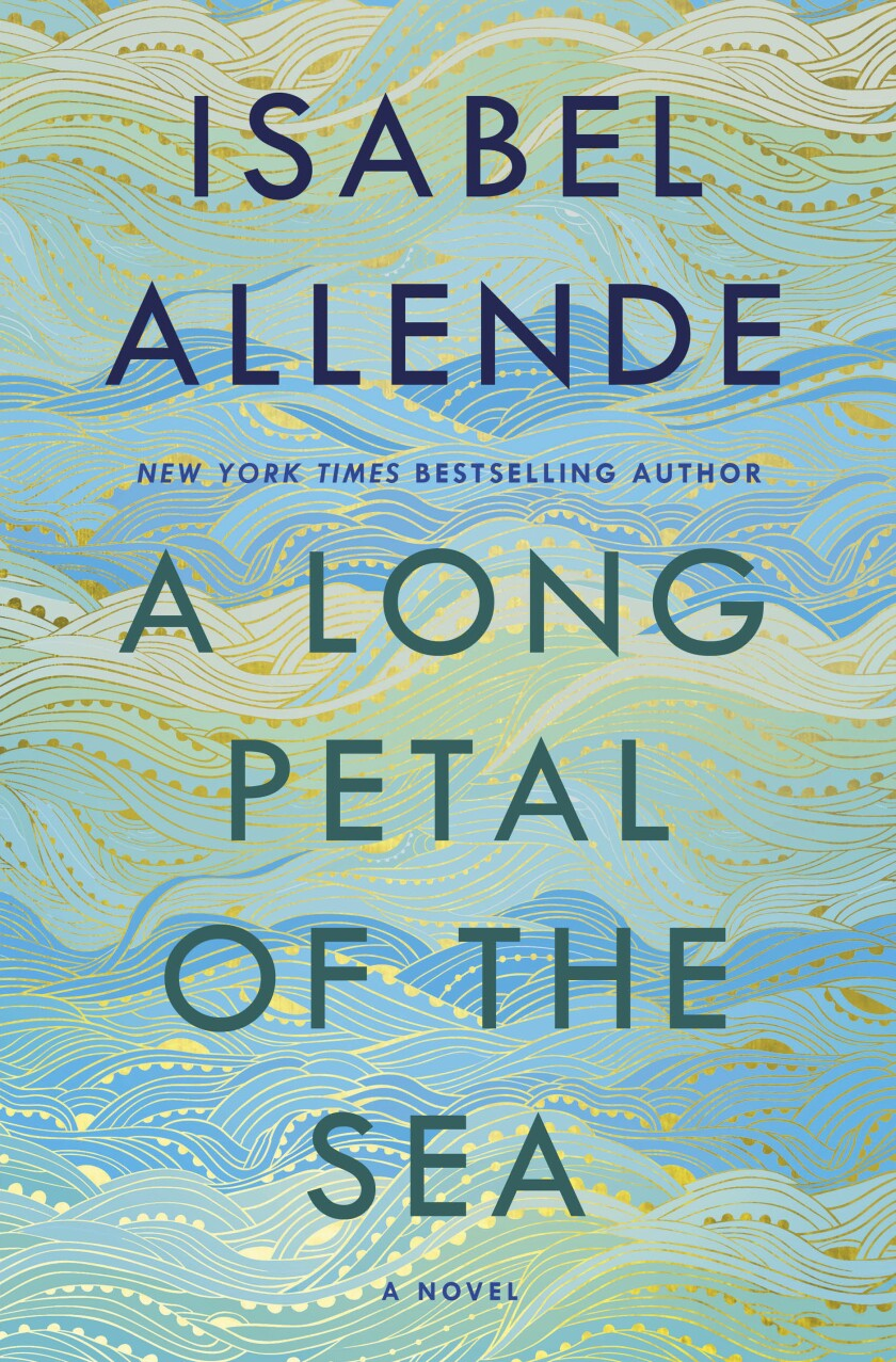 Book Review - A Long Petal of the Sea
