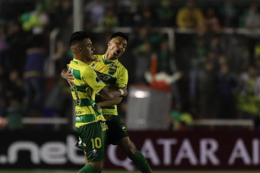 Defensa beats Tigre, closes in on Superliga Argentina leader Racing Club