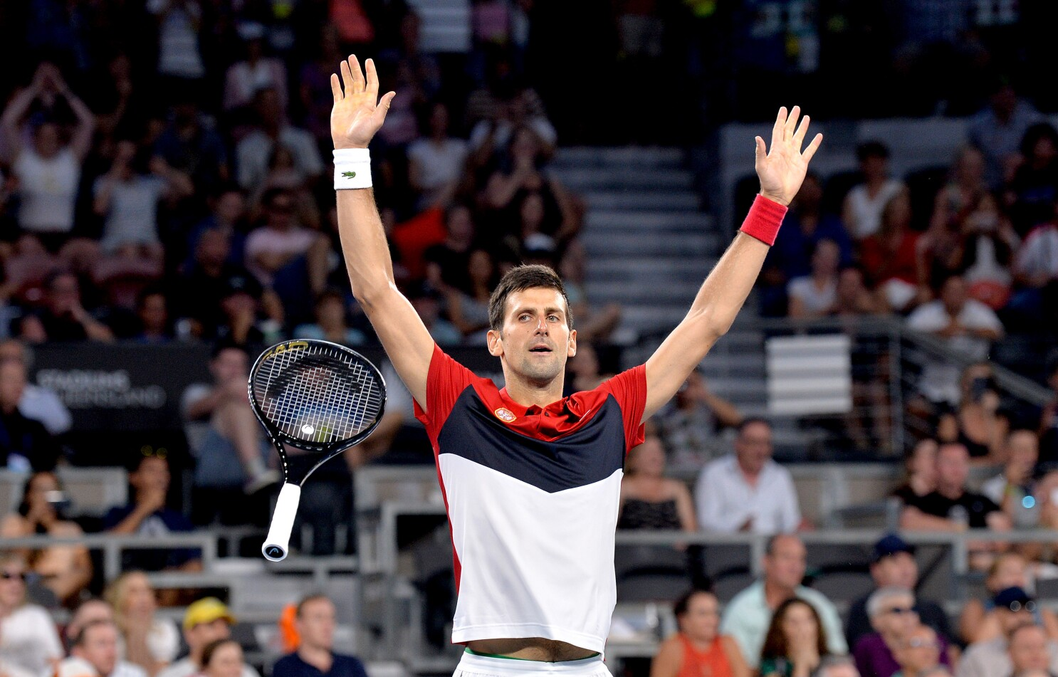 Djokovic Wildfires Could Cause Problems For Australian Open Los Angeles Times