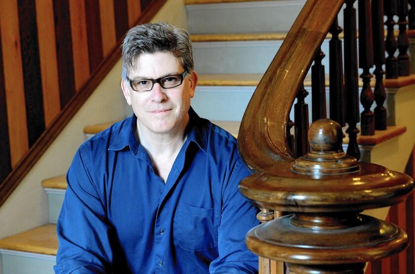 Author Laird Hunt