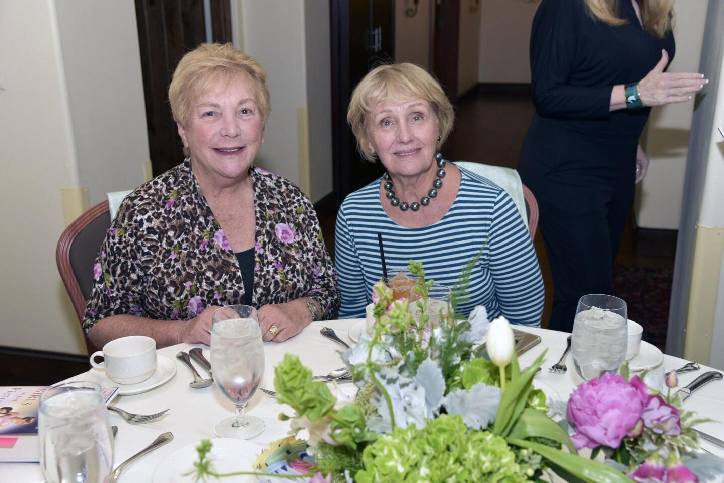 RSF Library Guild luncheon features bestselling author Melanie Benjamin