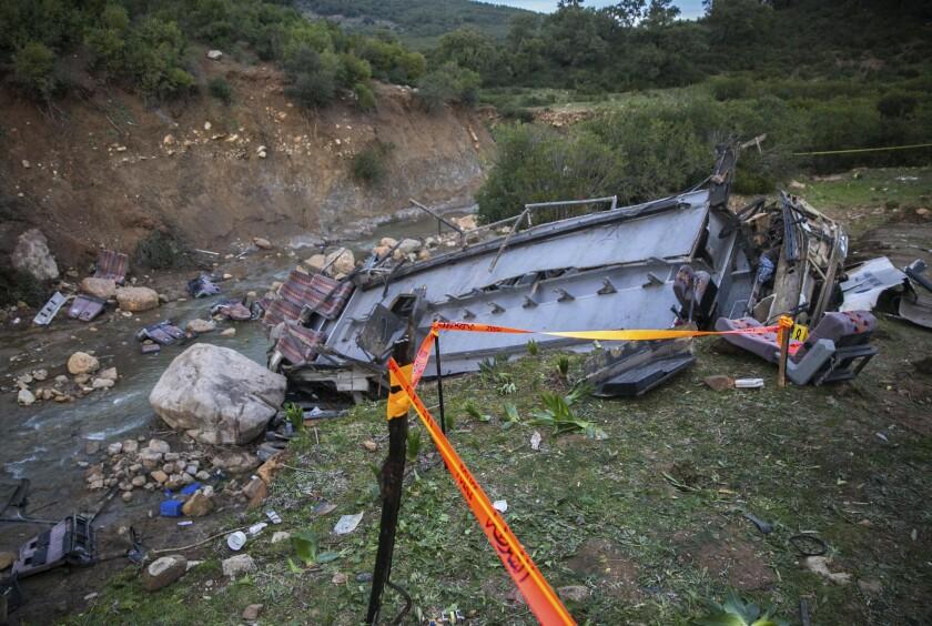 Tunisia Bus Crash