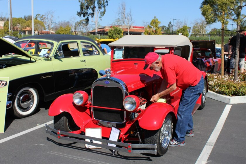 The fifth annual Motors for Music Community Car Show returns March 7 to the student lot at San Marcos High School.