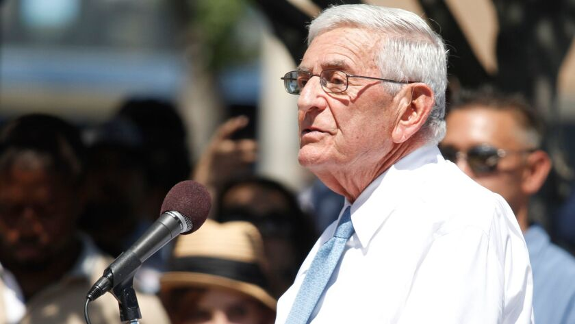 Eli Broad is sending his school leadership training program to Yale University.