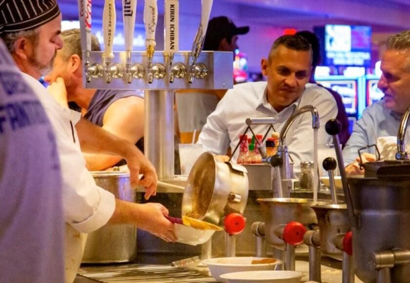 Oyster Bar at Palace Station Las Vegas