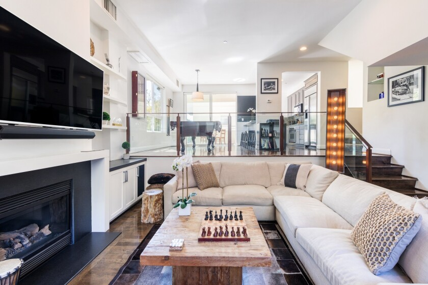Singer-songwriter Cody Simpson has cut a deal for his West Hollywood townhome of four years, selling the three-story abode for $1.35 million.