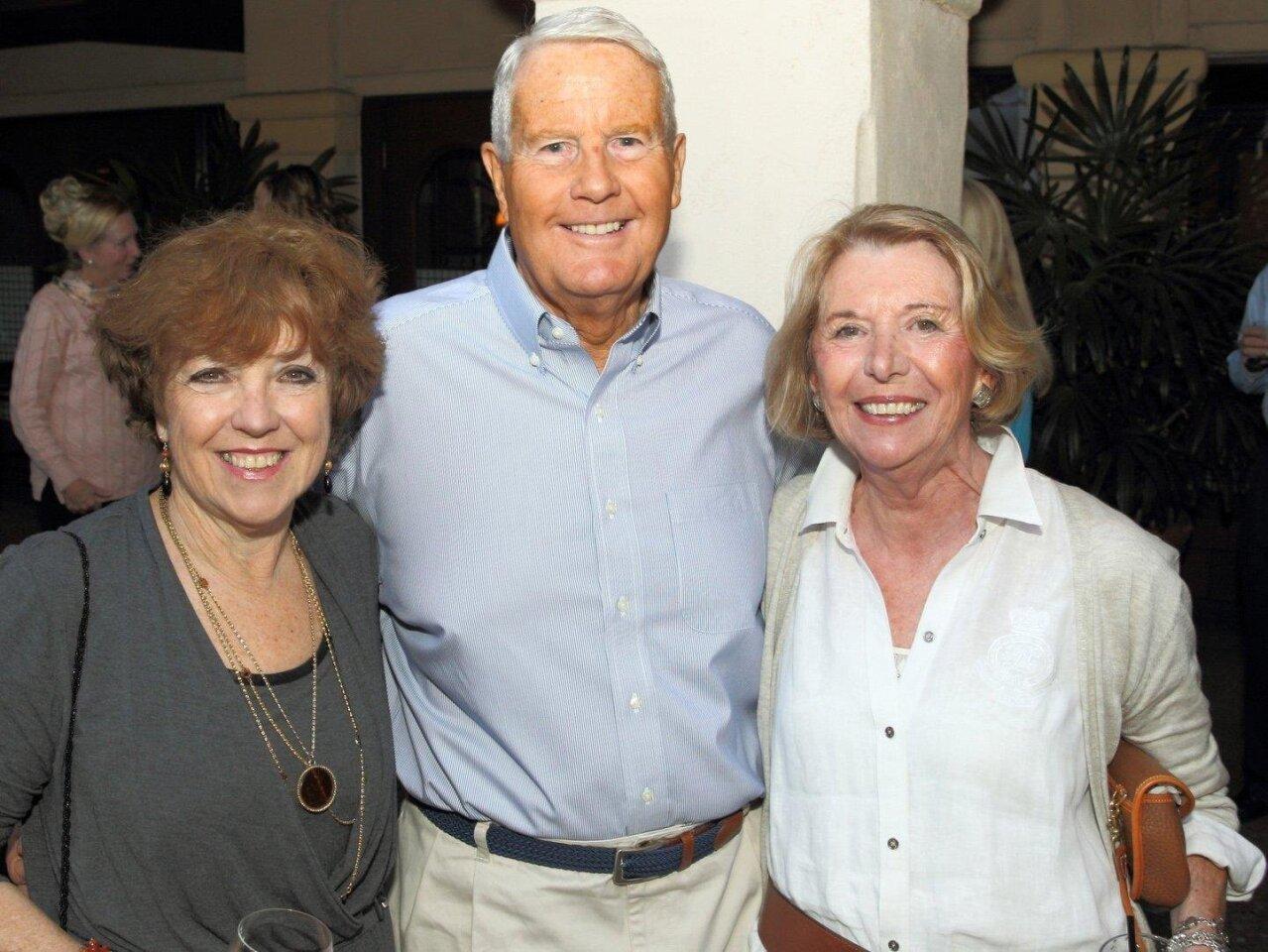 Gerda Snell, Kent and Rosemary Colliander