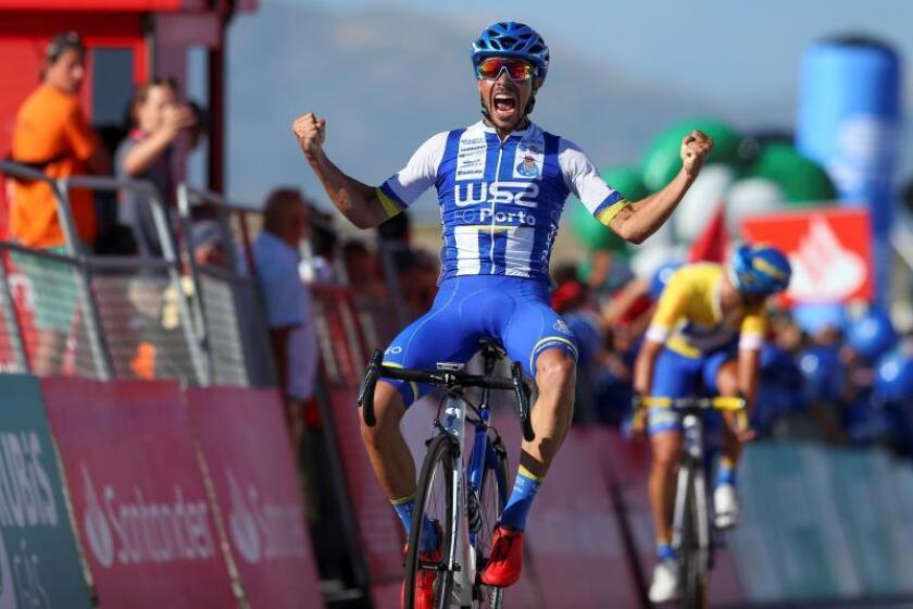 João Rodrigues gana la cuarta etapa y Veloso continúa líder