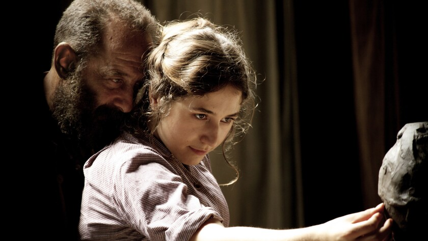 Review: The biopic 'Rodin' about the famous French sculptor lacks shape and drama