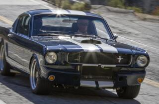 L.A. Drives: To Agua Dulce in Bodie Stroud's 1965 Mustang G.T. 700S