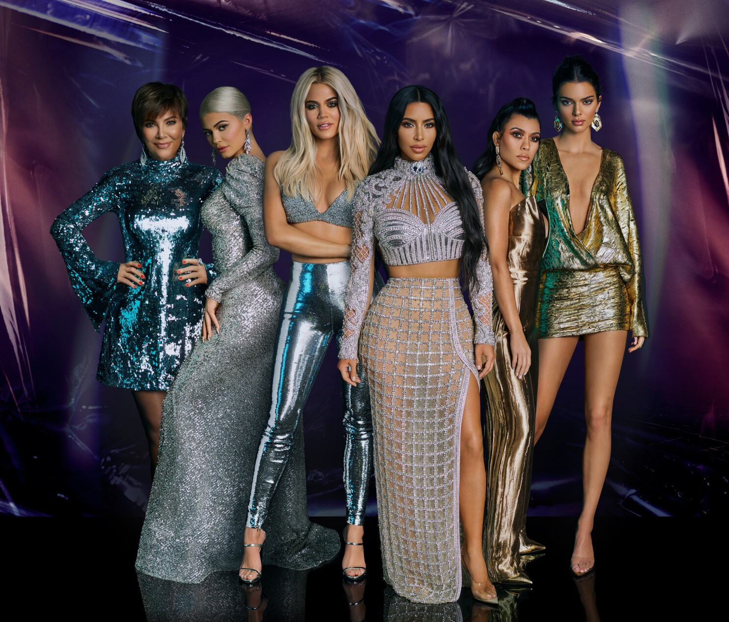Keeping Up With the Kardashians' will end its reign in 2021 - Los Angeles Times