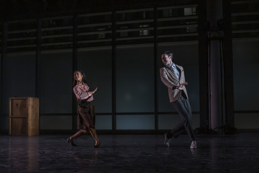 American Contemporary Ballet Astaire Dances III