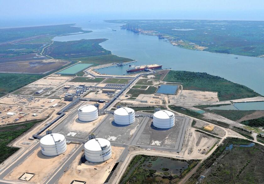 U.S. energy boom may signal a new export era