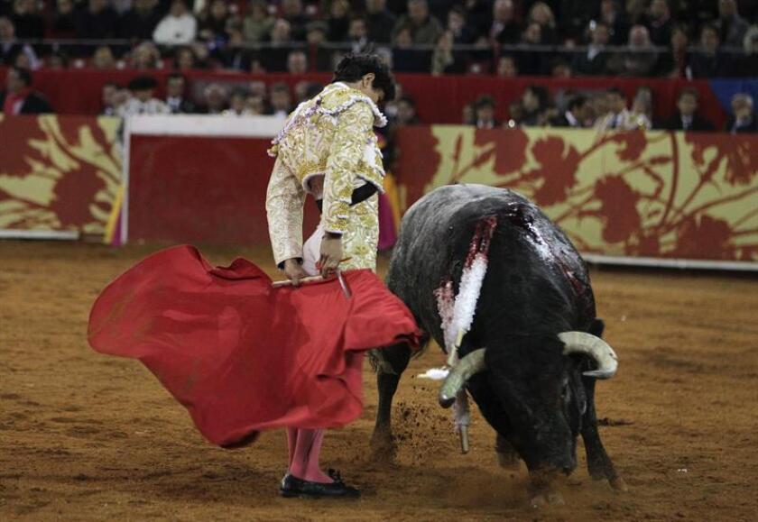 El torero mexicano Luis Adame. EFE/Archivo