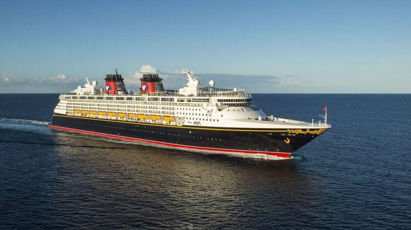 San Diego-Mexico cruises to return in 2019, Disney says
