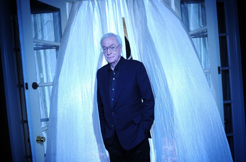 After 'Youth,' actor Michael Caine is just waiting for an offer he can't refuse.