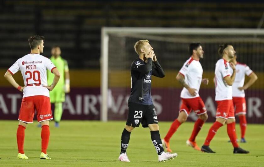 Un gol del español Daniel Nieto mete en semifinales al Independiente del Valle