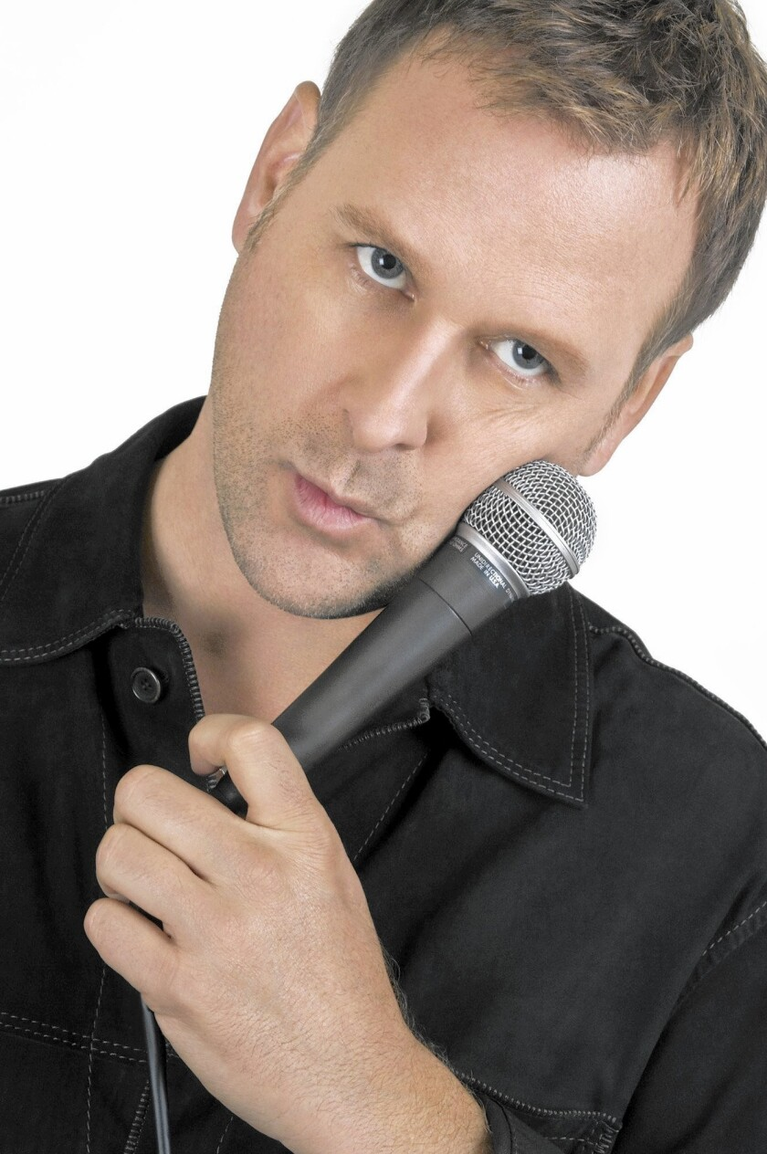 """Comedian Dave Coulier of """"Fuller House"""" makes a rare local live appearance Tuesday at Flappers in Burbank."""