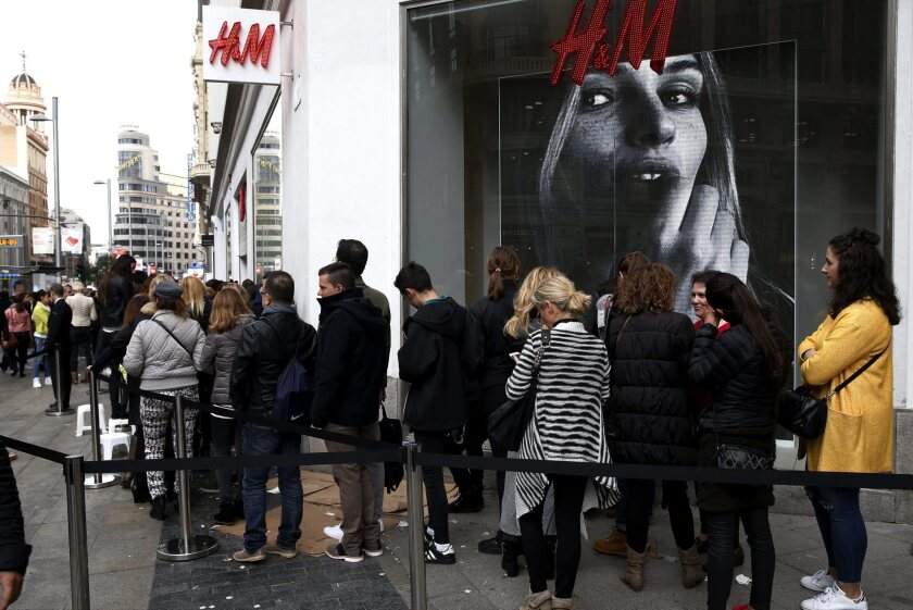 Balmain for H&M lets commoners dress like Kardashians