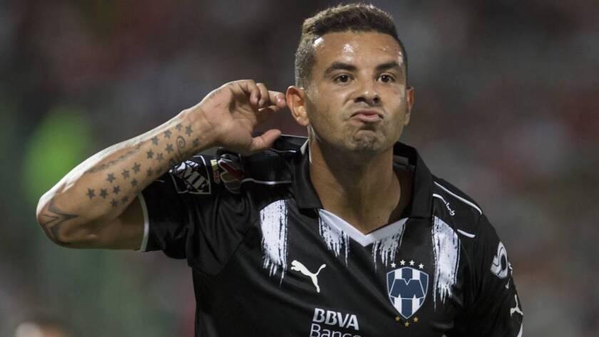 Edwin Cardona ya jugó en la Liga MX con el Monterrey, sin mucho para destacar.