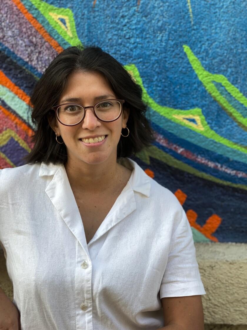 Portrait of Karen Garcia