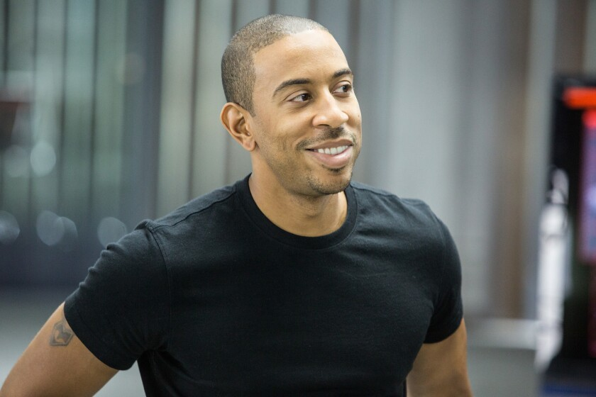 """Ludacris has been signed by ABC along with Brad Paisley, Kesha and Josh Groban for the panel of experts on the network's new singing competition show """"Rising Star,"""" premiering June 22."""
