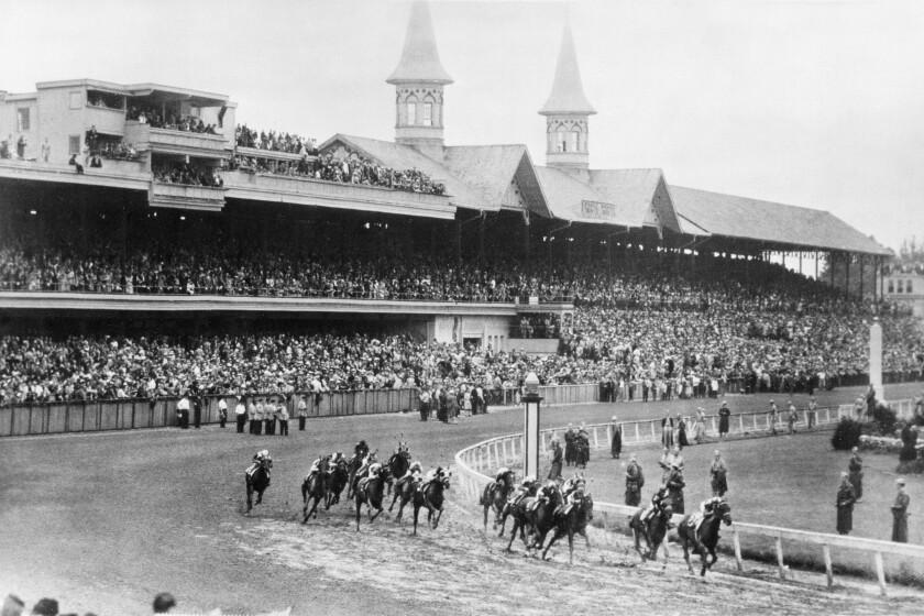 Uncertain Triple Crown Horse Racing