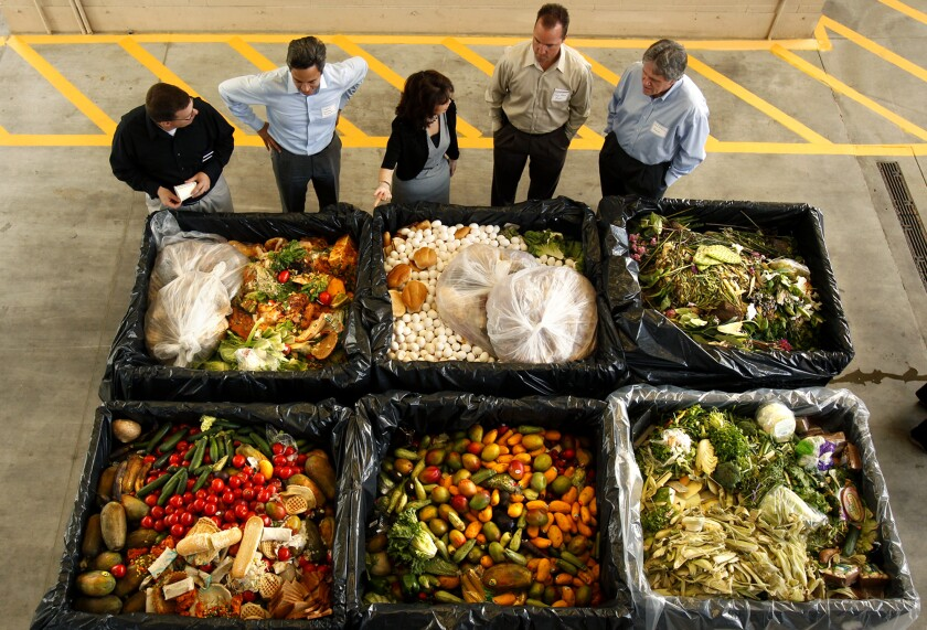 In 2013, Kroger opened an energy plant in Compton that runs on unsold food from Ralphs and Food 4 Less