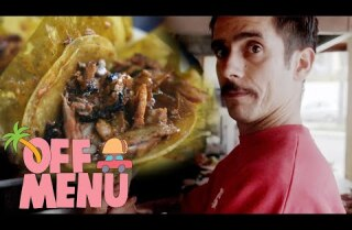 Lucas goes on a Tijuana taco crawl with L.A.'s most exciting taqueros | Off Menu