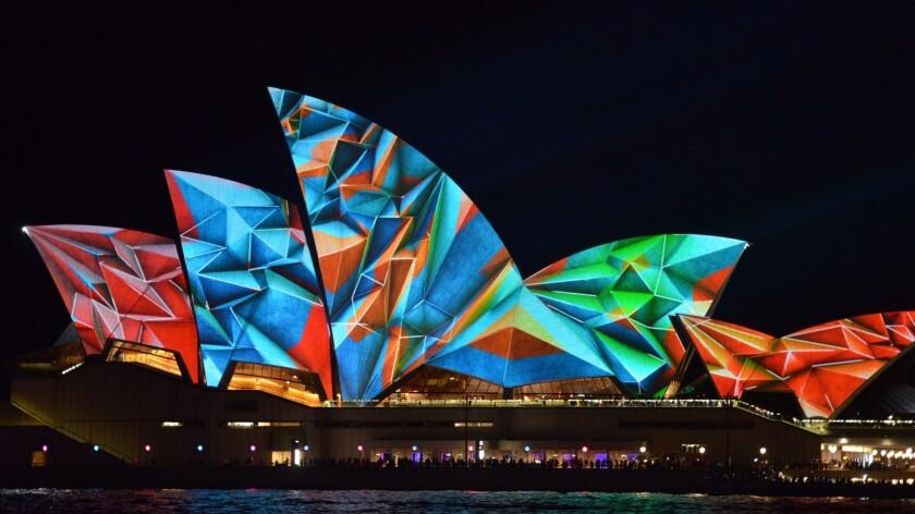AUSTRALIA-ART-VIVID