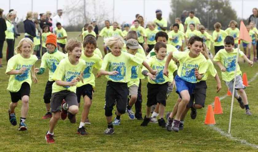 Jogging for a cause