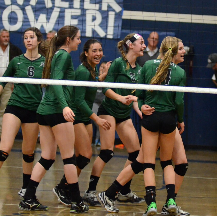 Girls' Volleyball: Sage Hill falls in SoCal final