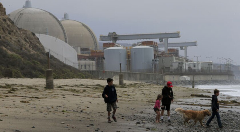Southern California Edison announces plans to permanently retire the two units at its San Onofre Nuclear Generating Station.