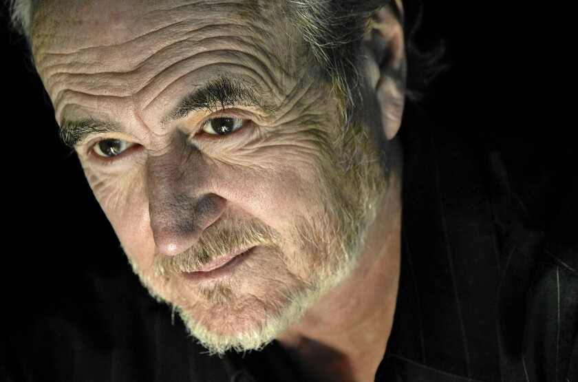 Wes Craven at his home in 2009. Toward the end of his more than four-decade career, which included forays as a television producer and novelist, the master of the horror genre made peace with his fearsome reputation.