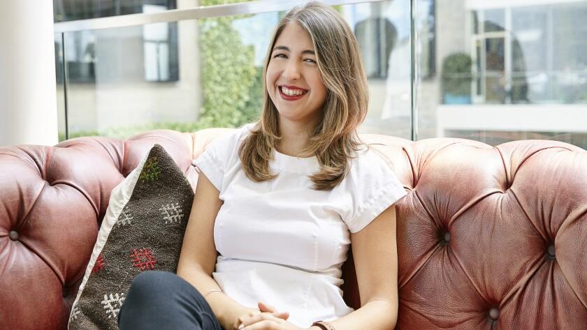 Airbnb's interim head of data science Elena Grewal helps makes sense of the company's big data.