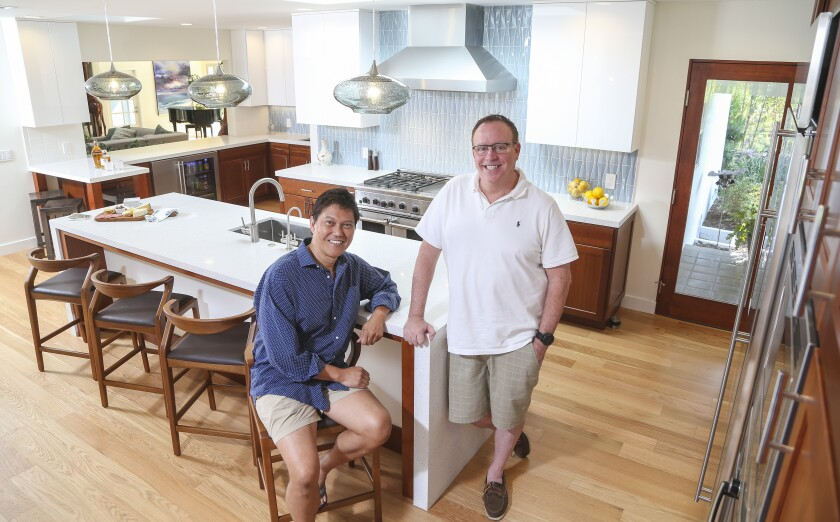 Homeowners saved thousands with repurposed items for kitchen ...