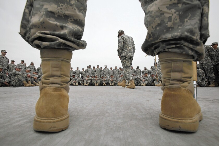 Mental illness and the military