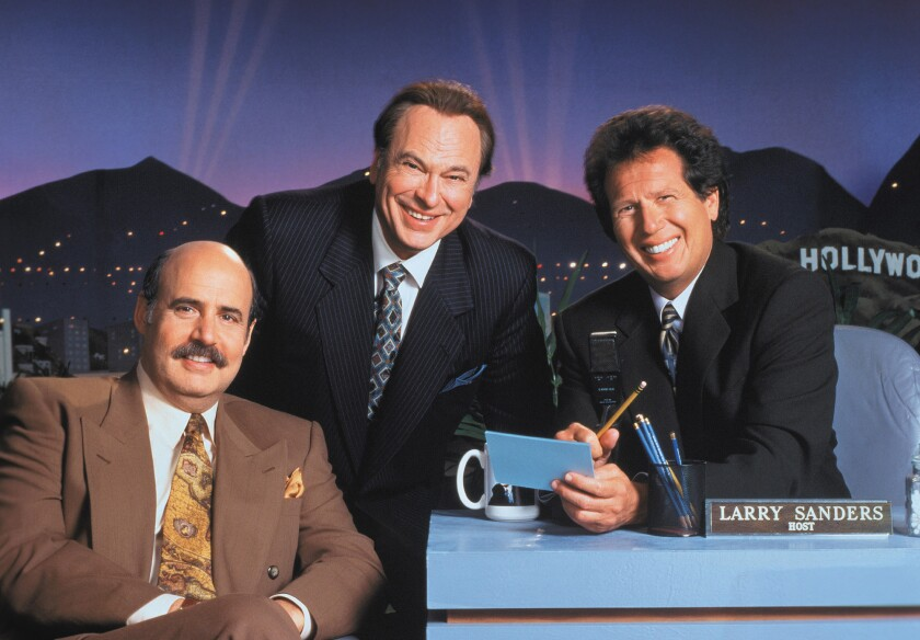 'The Larry Sanders Show' changed the face of TV
