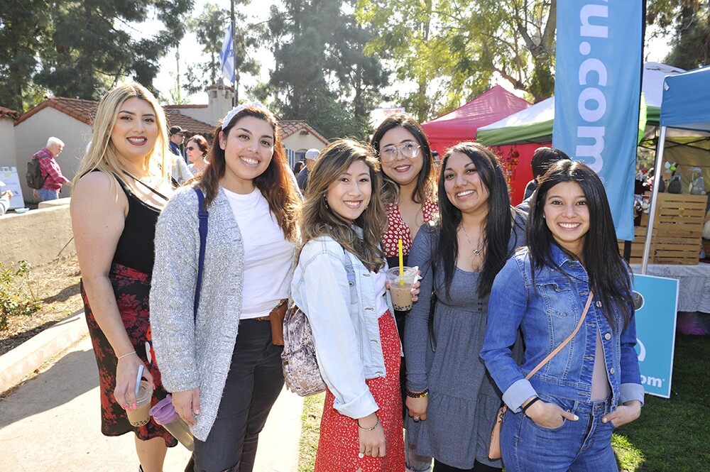 San Diegans flocked to Balboa Park to celebrate the Chinese New Year on Saturday, Jan. 25, 2020.