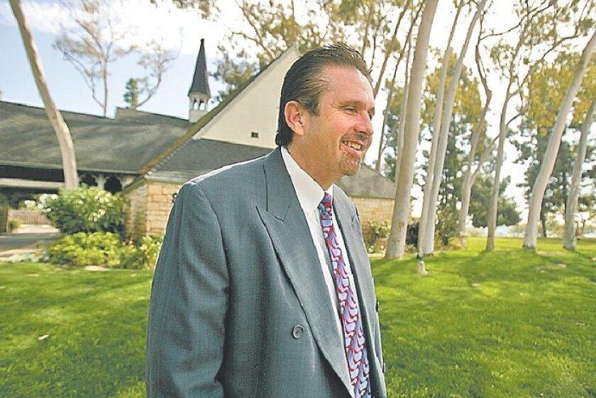 Dan Williams, of Greenwood Memorial Park, helped Ward-Baker get her son's remains home.