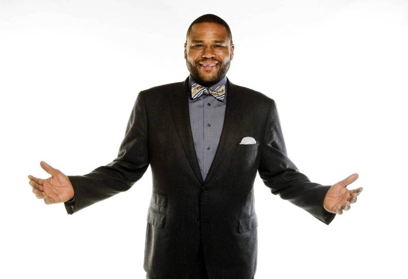Actor Anthony Anderson says he had to get a lot more serious about his health after being diagnosed with Type 2 diabetes.