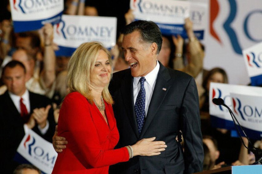 Larger women's issues loom over Romney campaign