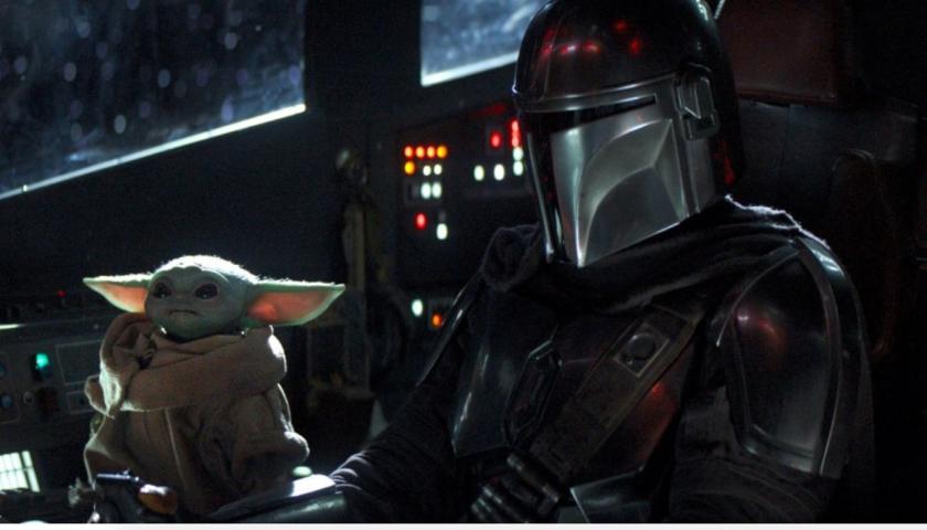 La serie de Disney+ ligada a la saga Star Wars es una de las favoritas. Foto / Disney